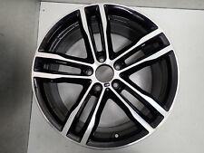 """BMW 3 SERIES F30/F31 19"""" BLACK DIAMOND CUT ALLOY RIM 8097244 (P5)"""