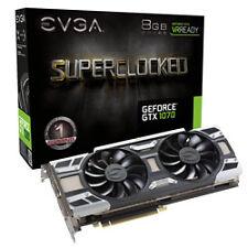 Evga GeForce GTX 1070 SC Juegos 8GB tarjeta Gráfica