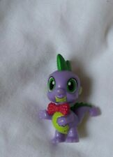 """Hasbro My Little Pony Magic Spike the Dragon Figure Toy Pink Bow Tie 2.5"""""""