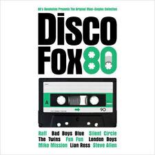 Out Sale - The Original Maxi-Singles Collection: Disco Fox 80 Volume 1 2014 CD