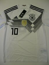 Mesut Ozil Germany 2018 Youth XL Adidas World Cup Soccer Replica Jersey