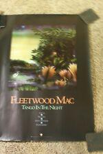 Fleetwood mac Tango in the night Album Poster