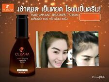 New Cleara Serum Hair Loss Natural Serum Growth Hair Serum Eyebrow 30 ml.