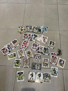 Huge Pittsburgh Steelers American Football Card Lot. Inc. Rookie Najee Harris