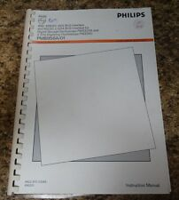 Phillips Pm8956A/01 Instruction Manual