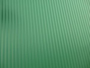 Melody Jane Dolls House Builders DIY Fittings Corrugated Tin Roof Sheet Green