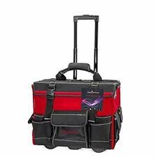 Maleta De Rueda Para Organizar Herramientas - Rolling Tool Bag Organizer Handle