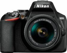 Nikon D3500 DSLR Camera + AF-P 18-55mm f/3.5-5.6G VR kit set US*3