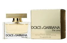 Dolce & Gabbana D&G The One for Her 75mL EDP Spray Perfume for Women COD PayPal