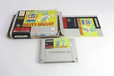 Snes Super Nintendo Tiny Toon Buster Breaks Loose Complete Pal Game
