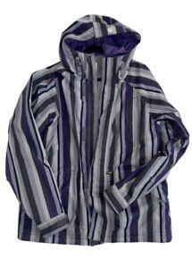 Burton Snow Jacket w/ Hoodie – Men's – Size L