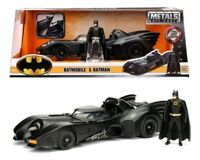 Other Action Figures--Batman - Batmobile 1989 1:24 w/Batman