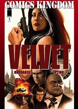 Velvet 1-15 Complete Comic Set, VF-NM
