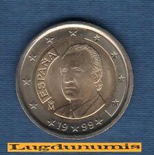 Espagne 1999 2 Euro SUP SPL Pièce neuve de rouleau - Spain