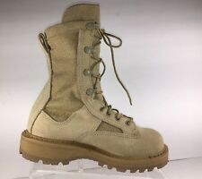 Rocky Combat Boots Outdoor Gear  Cold Weather Gore-Tex Tan Leather 2XW. Vibe