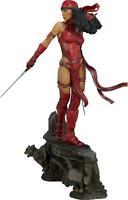 MARVEL Comics Elektra Premium Format Figure Sideshow Collectibles Statue
