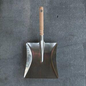 Dust Pan, Metal, Galvanised Steel