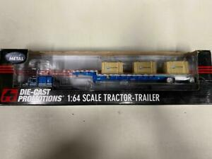 """DCP 32842 """"PPG"""" Peterbilt 379 Trailer & Load 1:64 Die-cast Promotions First Gear"""
