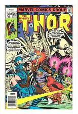 THE MIGHTY THOR 260 (VF/NM) LO, THE QUEST DOTH BEGIN! (FREE SHIPPING ) *