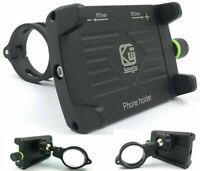 Universal Supporto Bici Moto per Smartphone Sostegno Cellulare Telefono Manubrio
