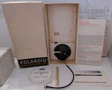 Polaroid MP-3 Land Camera Instant Halftone Kit #229 +Product Box & Instructions