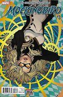 Mockingbird Comic 3 Cover A Joelle Jones First Print 2016 Chelsea Cain Niemczyk