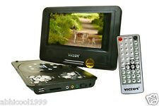 "BRANDED ""VICTOR"" 9.8"" 3D PORTABLE LAPTOP EVD/DVD PLAYER/LED TV TUNER/USB & MORE"