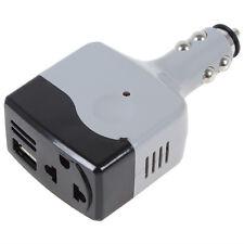 DC12V / 24V to AC 220V / USB 6V Auto Car Mobile Power Converter Inverter Adapter