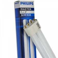 Philips Master PL-L 4P 36W/830 Warm White Fluorescent Lamp 36w Light Bulb 706744