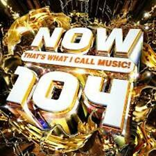 Now That`s What I Call Music 104 (Double CD)  BRAND NEW & SEALED