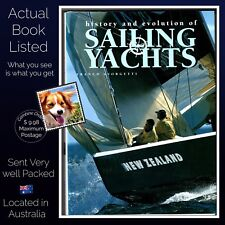 History and Evolution of Sailing Yachts Franco Giorgetti White Star pub 2001 HB