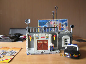 Imaginext: Police Station,boxed 2002