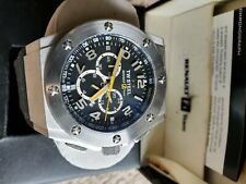 TW Steel TW680 Renault F1 Team Pilot Chronograph Tachymeter Men's Watch $825