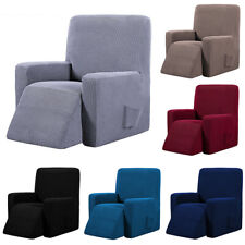 Recliner Stretch Sofa Slipcover Cover Furniture Protector Couch Spandex Jacquard