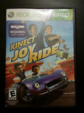 PRE-OWNED Kinect Joy Ride Microsoft XBOX 360 Video Game *KINECT REQUIRED TO PLAY