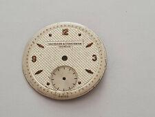 vacheron constantin honeycomb dial 23,4mm