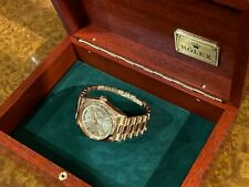 Vintage Rolex Day-Date President | Ultra Rare Solid Rose Gold | Shah of Iran