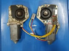 97-03 04 Ford Expedition Lincoln Navigator Front Power Window Lift Motor Set OEM