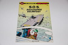 Buck Danny T20 SOS Soucoupes volantes ! (broché) / Hubinon / Charlier// Dupuis