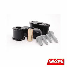 ECS TORQUE LINK (DOGBONE) ENGINE MOUNT BUSHING KIT WITH BOLTS ES3738