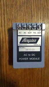 Acopian AC to DC Power Module DB15-20 (+/-15V - 200 ma) new