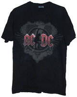 AC/DC BLACK ICE 2008/09 WORLD TOUR T-SHIRT (SMALL)