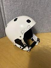 POC Receptor BUG Ski Helmet - Hydrogen White, Size Small (53-54cm)