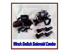 Solenoid & Rocker Switch Combo for ATV / UTV Winch UNIVERSAL KFI WARN EAGLE+