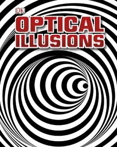 Optical Illusions by DK Book The Cheap Fast Free Post