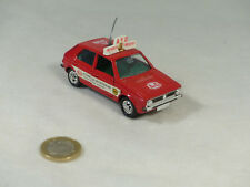 GAMA Mini 81118300 VW Golf AVD Automobil Club Deutschland 1/43°  TBE