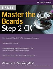 Master the Boards: Master the Boards USMLE Step 2 CK Vol. by Conrad Fischer...