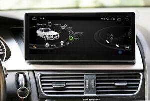 "10.25"" Android 10 CAR GPS Navigation Screen for AUDI A4 A4L B8 2009-2017 CARPLAY"