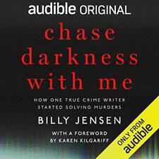 Chase Darkness With Me by Billy Jensen SEALED (2019, Unabridged) 7 CDs