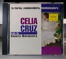 CELIA CRUZ CON LA SONORA MATANCERA Gold series  SEECO VGC CD